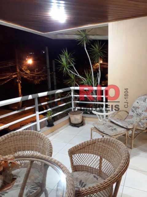 1º Piso - Sala Principal - Va - Casa em Condomínio 3 quartos à venda Rio de Janeiro,RJ - R$ 1.800.000 - VVCN30075 - 11