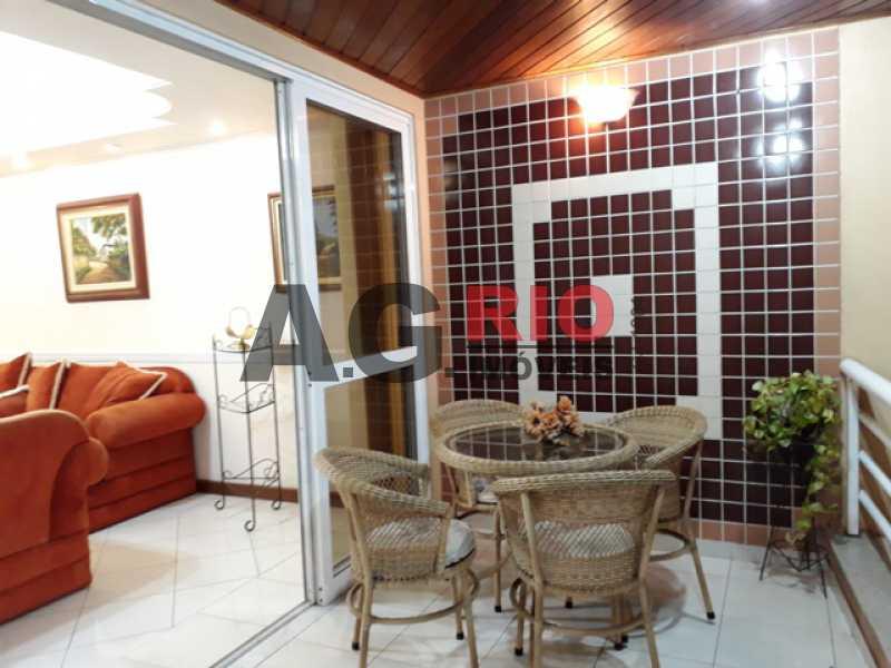 1º Piso - Sala Principal - Va - Casa em Condomínio 3 quartos à venda Rio de Janeiro,RJ - R$ 1.800.000 - VVCN30075 - 10