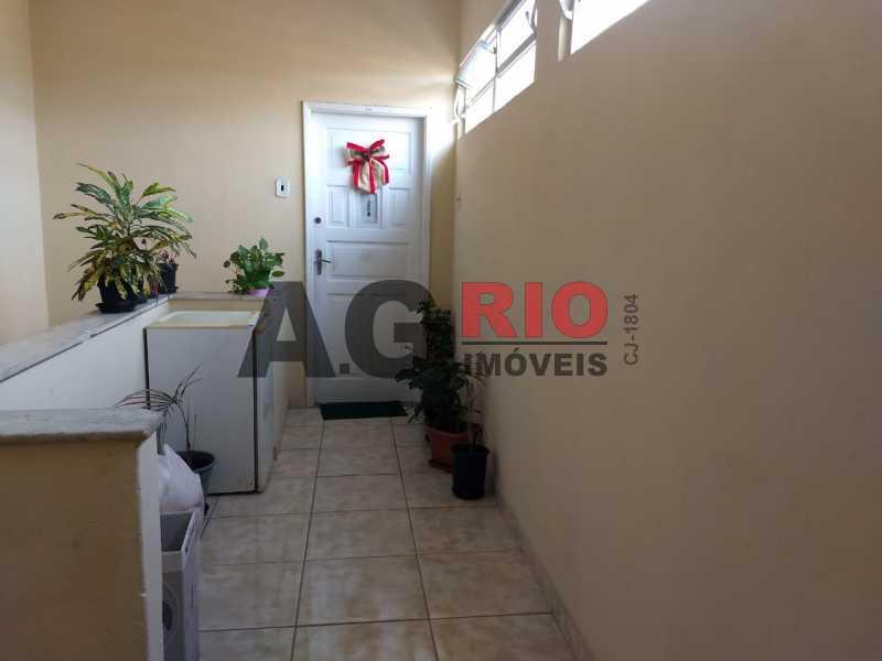 Corredor externo - Apartamento Rio de Janeiro,Ricardo de Albuquerque,RJ À Venda,2 Quartos,50m² - VVAP20495 - 9