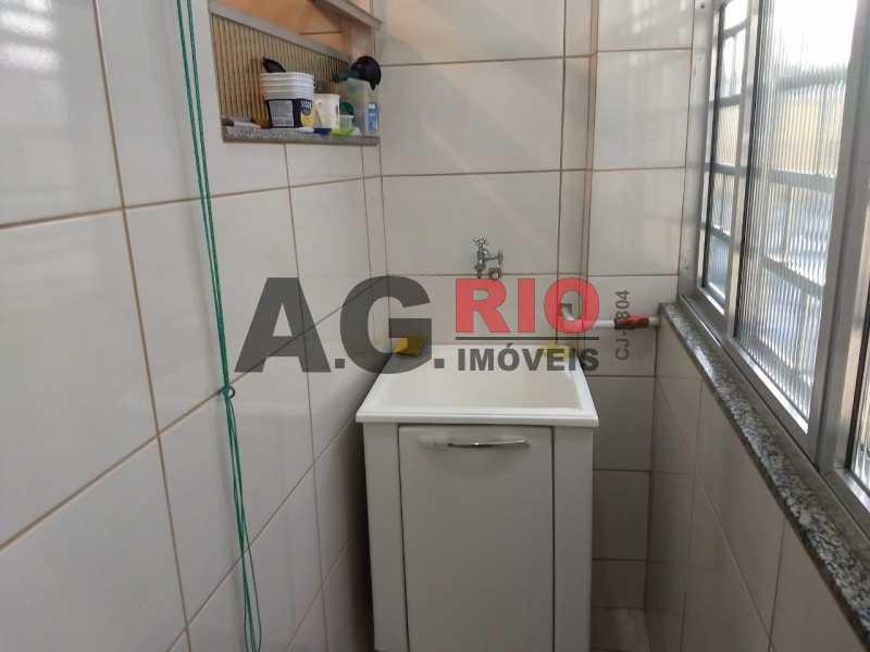 Área de serviço - Apartamento Rio de Janeiro,Ricardo de Albuquerque,RJ À Venda,2 Quartos,50m² - VVAP20495 - 10