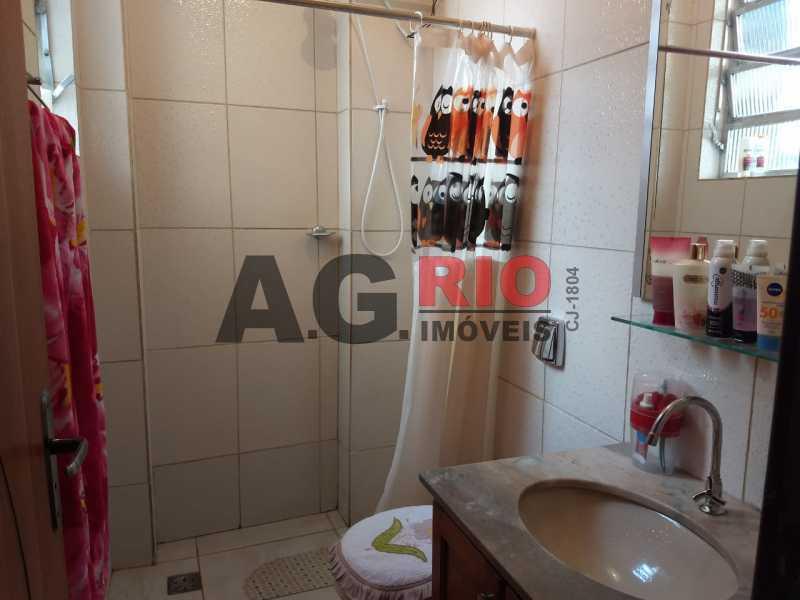 Banheiro - Apartamento Rio de Janeiro,Ricardo de Albuquerque,RJ À Venda,2 Quartos,50m² - VVAP20495 - 12