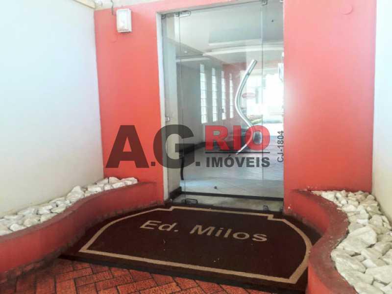 2.recepção - Apartamento 2 quartos à venda Rio de Janeiro,RJ - R$ 290.000 - VVAP20496 - 21