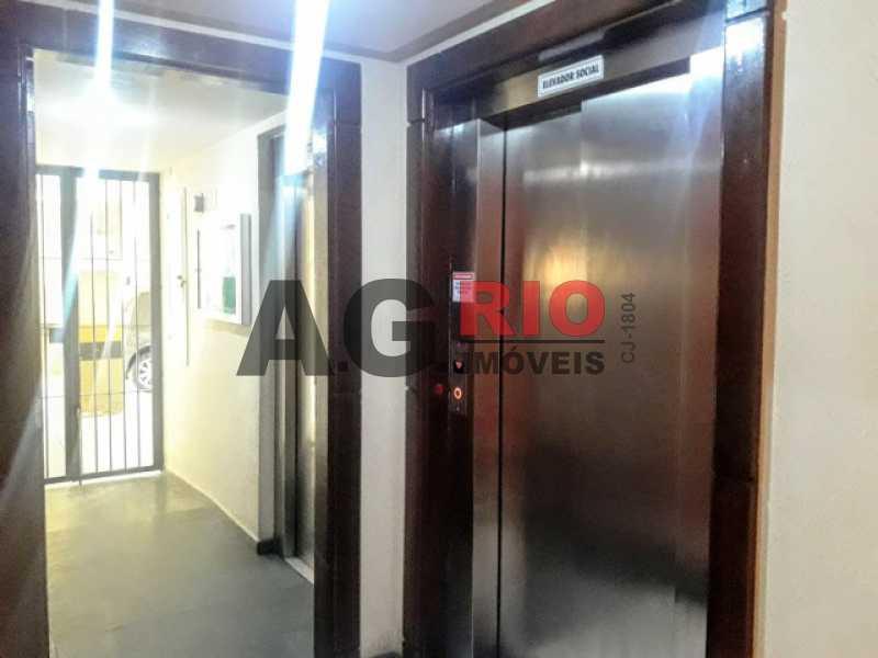 8.recepção - Apartamento 2 quartos à venda Rio de Janeiro,RJ - R$ 290.000 - VVAP20496 - 8