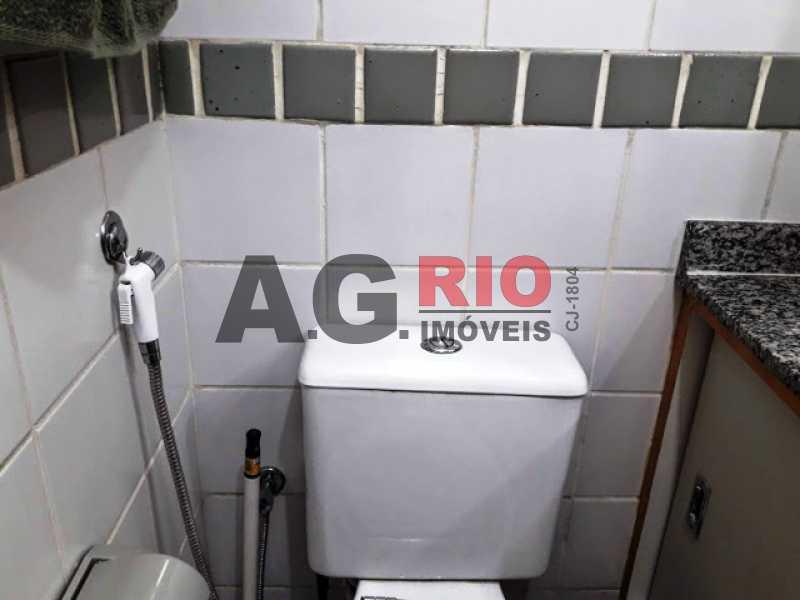 20.banheiro.2 - Apartamento 2 quartos à venda Rio de Janeiro,RJ - R$ 290.000 - VVAP20496 - 13