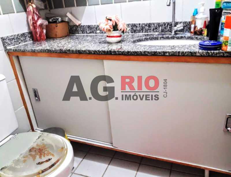21.banheiro.1 - Apartamento 2 quartos à venda Rio de Janeiro,RJ - R$ 290.000 - VVAP20496 - 12
