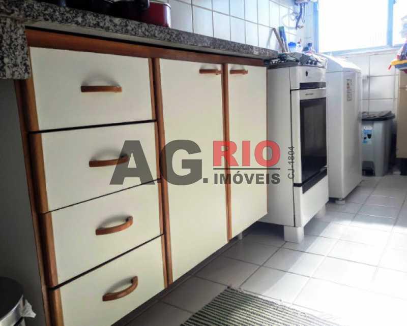 23.cozinha - Apartamento 2 quartos à venda Rio de Janeiro,RJ - R$ 290.000 - VVAP20496 - 4
