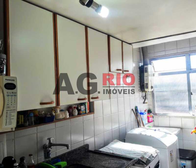 24.cozinha - Apartamento 2 quartos à venda Rio de Janeiro,RJ - R$ 290.000 - VVAP20496 - 3