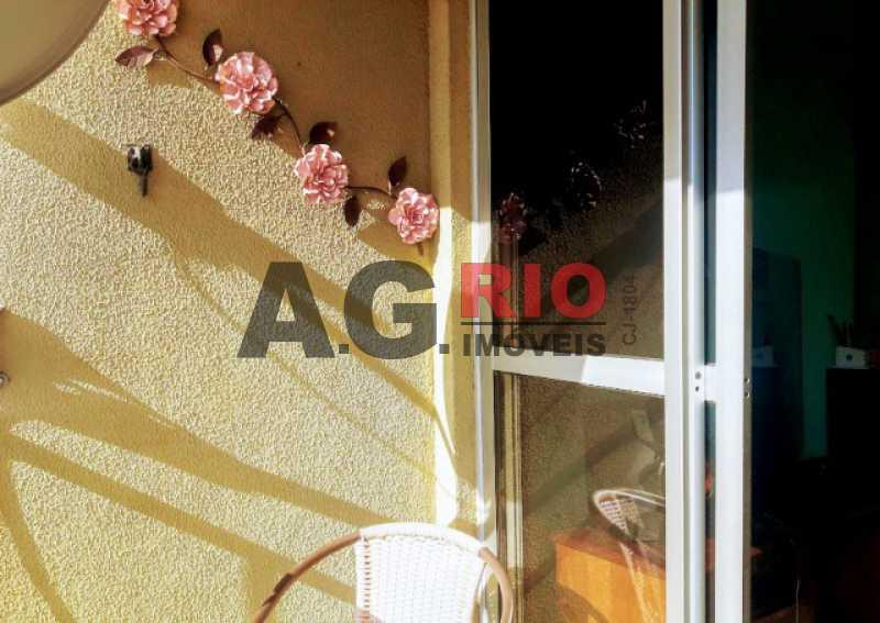 25.varanda. - Apartamento 2 quartos à venda Rio de Janeiro,RJ - R$ 290.000 - VVAP20496 - 16