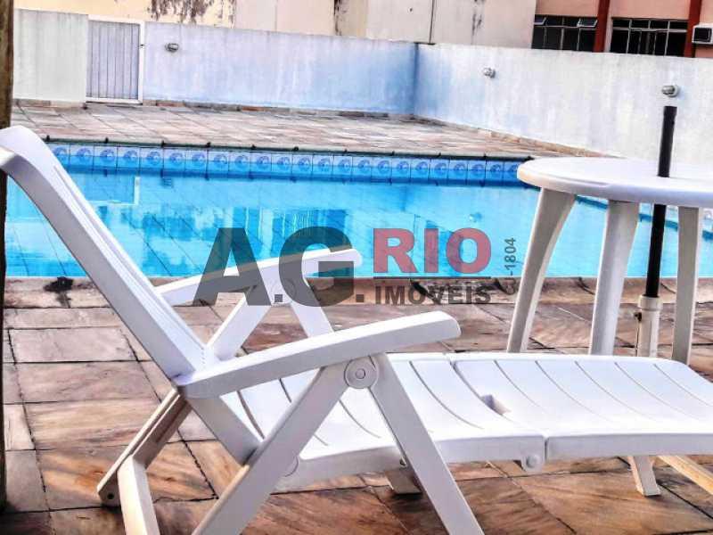27.piscina. - Apartamento 2 quartos à venda Rio de Janeiro,RJ - R$ 290.000 - VVAP20496 - 17