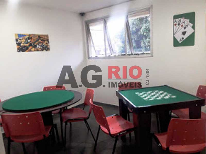 32.salão de jogos - Apartamento 2 quartos à venda Rio de Janeiro,RJ - R$ 290.000 - VVAP20496 - 25