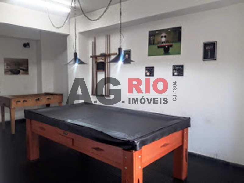 33.salão de jogos - Apartamento 2 quartos à venda Rio de Janeiro,RJ - R$ 290.000 - VVAP20496 - 22