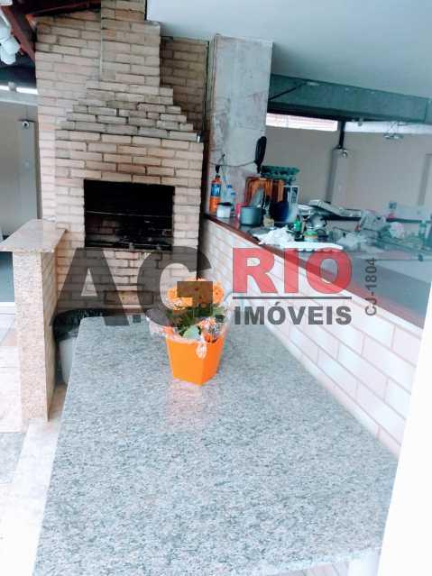 casa 2.5 - Casa À Venda - Rio de Janeiro - RJ - Tanque - VVCA40029 - 12