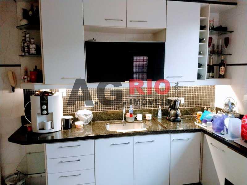 casa 7.3 - Casa À Venda - Rio de Janeiro - RJ - Tanque - VVCA40029 - 31