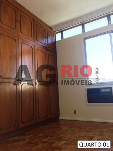 QUARTO1 01 - Apartamento 2 quartos à venda Rio de Janeiro,RJ - R$ 250.000 - VVAP20511 - 12