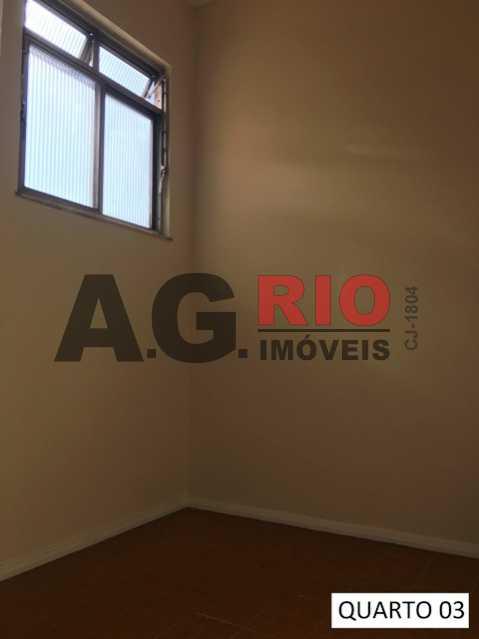QUARTO 03 - DEPENDENCIA DE EMP - Apartamento 2 quartos à venda Rio de Janeiro,RJ - R$ 250.000 - VVAP20511 - 20