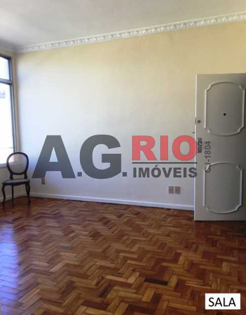 SALA 01 - Apartamento Rio de Janeiro, Cascadura, RJ À Venda, 2 Quartos, 85m² - VVAP20511 - 1