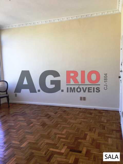 SALA 03 - Apartamento Rio de Janeiro, Cascadura, RJ À Venda, 2 Quartos, 85m² - VVAP20511 - 4