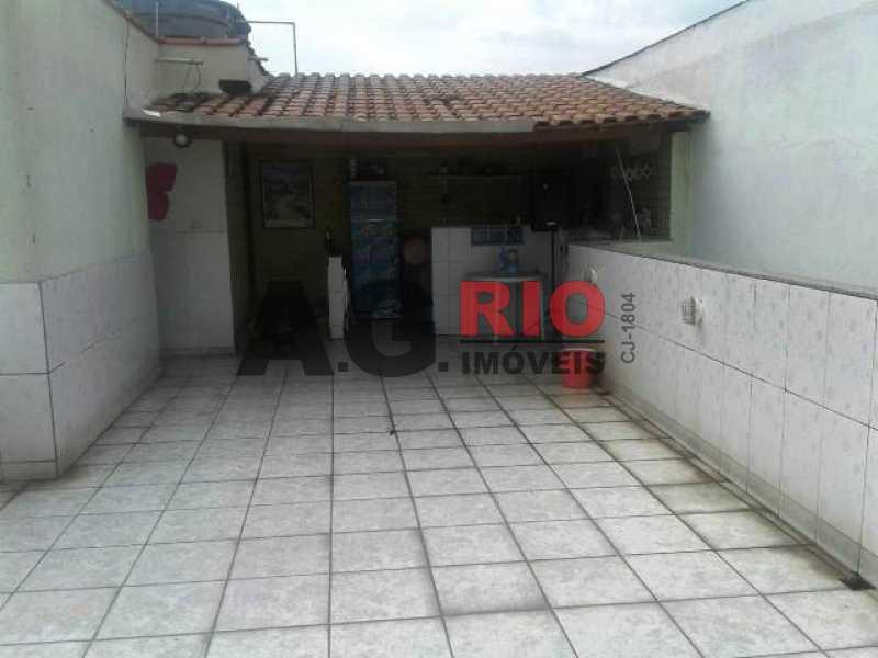 WhatsApp Image 2019-11-05 at 1 - Casa de Vila À Venda - Rio de Janeiro - RJ - Marechal Hermes - VVCV40011 - 8
