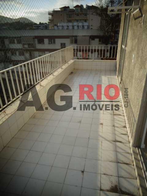8 - Apartamento Para Alugar - Rio de Janeiro - RJ - Praça Seca - VVAP30158 - 9