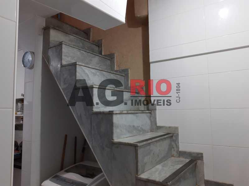 IMG_20191109_150017115 - Casa de Vila Rio de Janeiro,Marechal Hermes,RJ À Venda,2 Quartos,70m² - VVCV20056 - 8