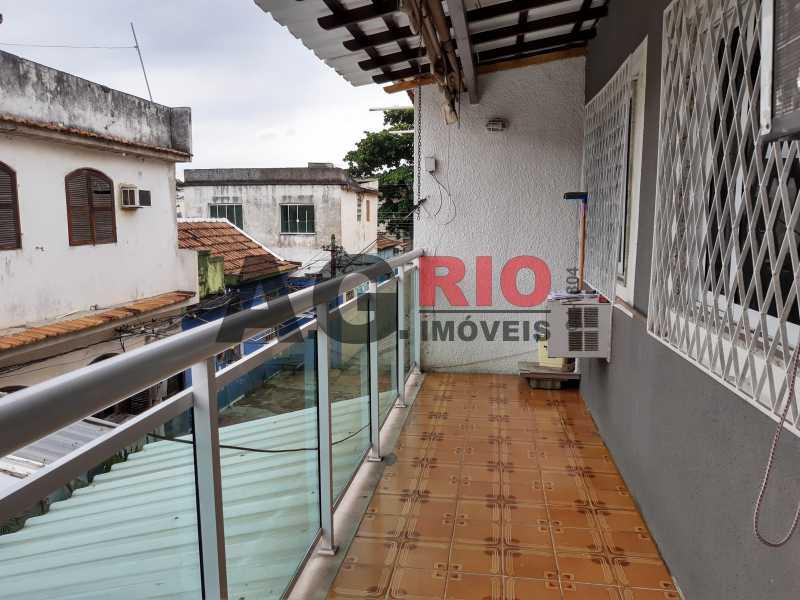 IMG_20191109_150453240_HDR - Casa de Vila 2 quartos à venda Rio de Janeiro,RJ - R$ 380.000 - VVCV20056 - 12