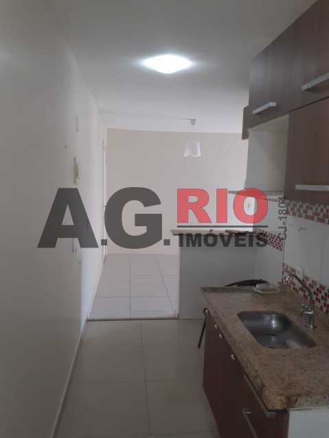Nova imagem - Apartamento 2 quartos para alugar Rio de Janeiro,RJ - R$ 1.000 - TQAP20414 - 4