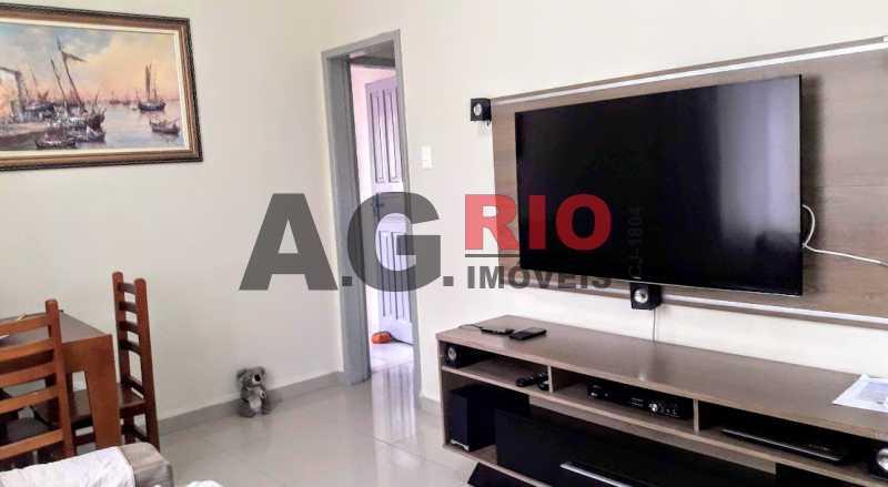 4.Sala.1 - Apartamento 2 quartos à venda Rio de Janeiro,RJ - R$ 270.000 - VVAP20561 - 1