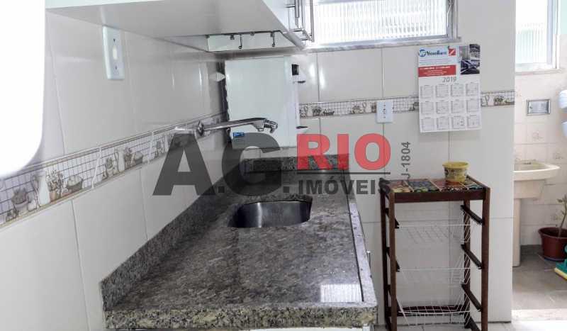 6.Cozinha.1 - Apartamento 2 quartos à venda Rio de Janeiro,RJ - R$ 270.000 - VVAP20561 - 5