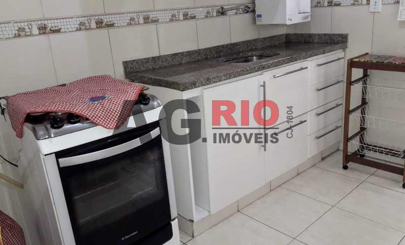 7.Cozinha.2 - Apartamento 2 quartos à venda Rio de Janeiro,RJ - R$ 270.000 - VVAP20561 - 3