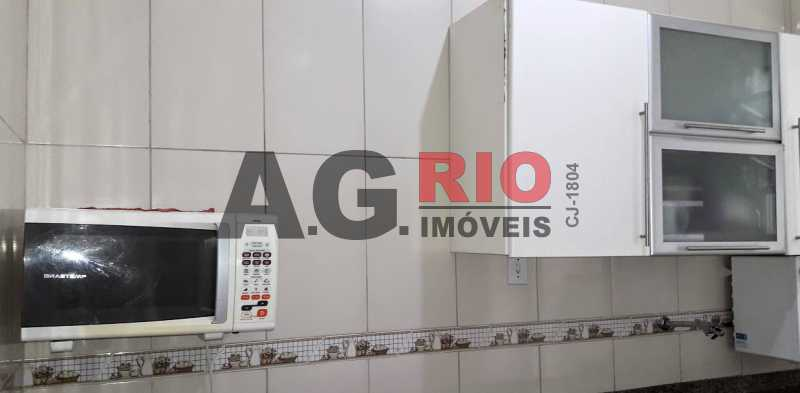 8.Cozinha.3 - Apartamento 2 quartos à venda Rio de Janeiro,RJ - R$ 270.000 - VVAP20561 - 6