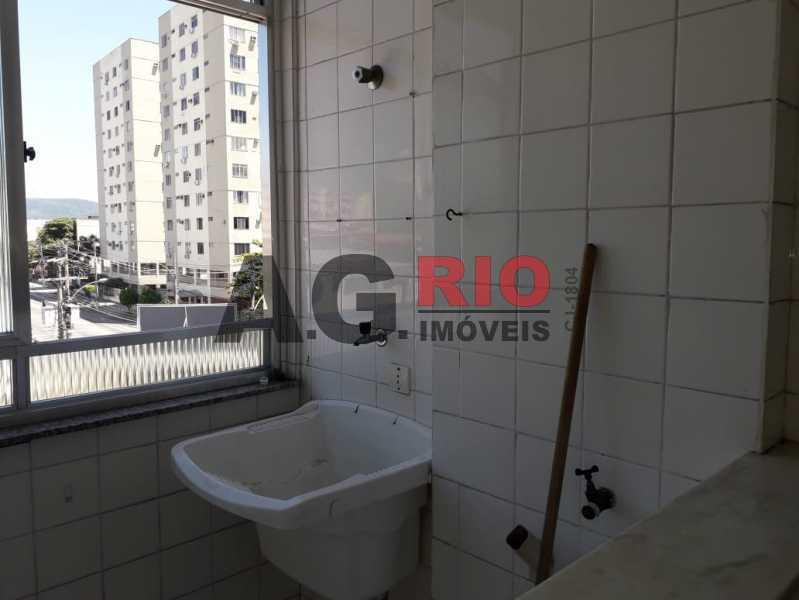 1 - Apartamento Rio de Janeiro,Taquara,RJ Para Alugar,2 Quartos,53m² - TQAP20416 - 5