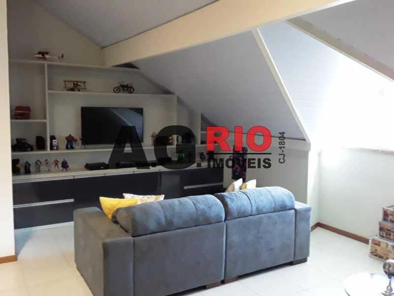 21 - Casa em Condomínio 3 quartos à venda Rio de Janeiro,RJ - R$ 900.000 - FRCN30031 - 22