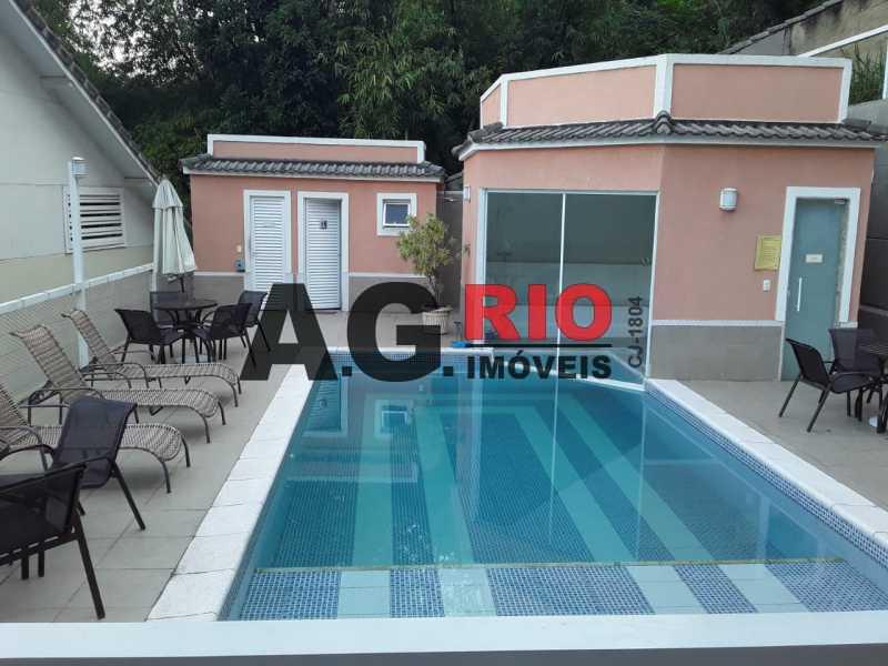 29 - Casa em Condomínio 3 quartos à venda Rio de Janeiro,RJ - R$ 900.000 - FRCN30031 - 30