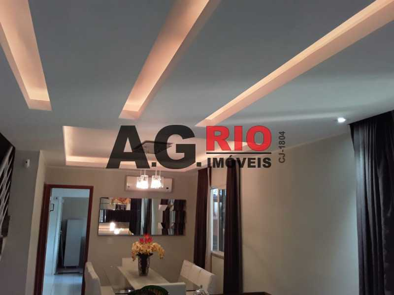 1 - Casa em Condomínio 3 quartos à venda Rio de Janeiro,RJ - R$ 900.000 - FRCN30031 - 1