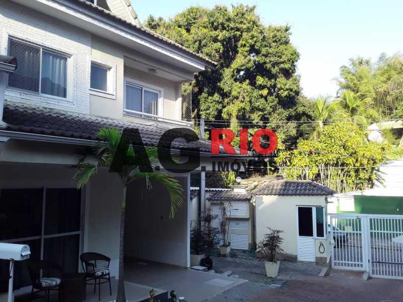 2 - Casa em Condomínio 3 quartos à venda Rio de Janeiro,RJ - R$ 900.000 - FRCN30031 - 3