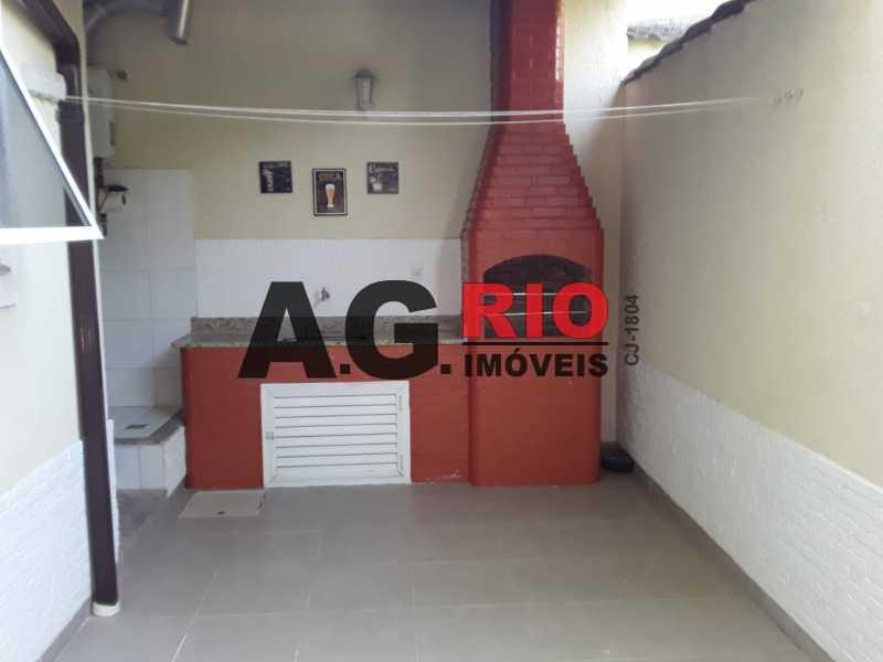 5 - Casa em Condomínio 3 quartos à venda Rio de Janeiro,RJ - R$ 900.000 - FRCN30031 - 6