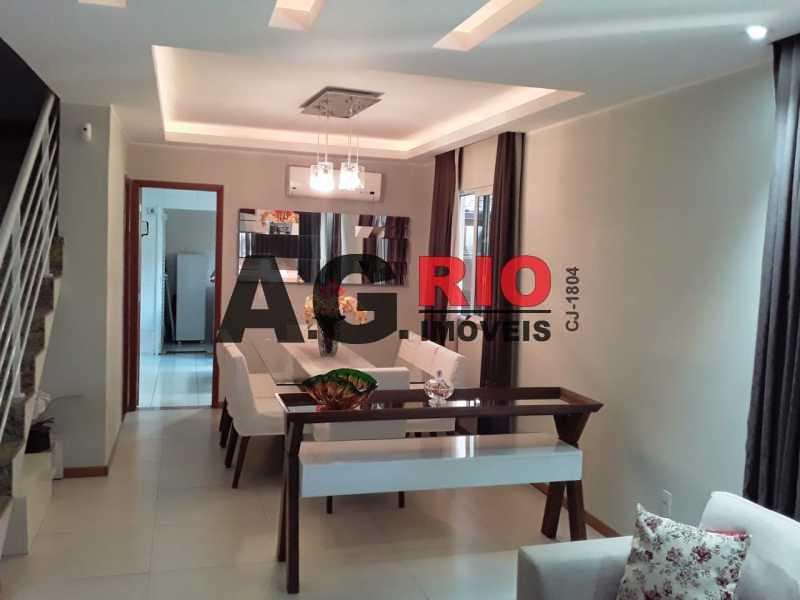 7 - Casa em Condomínio 3 quartos à venda Rio de Janeiro,RJ - R$ 900.000 - FRCN30031 - 8