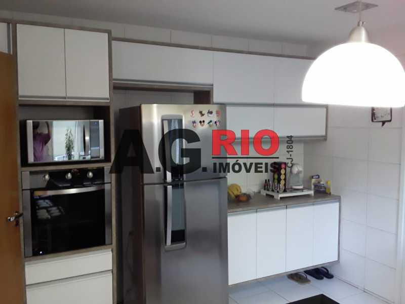 8 - Casa em Condomínio 3 quartos à venda Rio de Janeiro,RJ - R$ 900.000 - FRCN30031 - 9