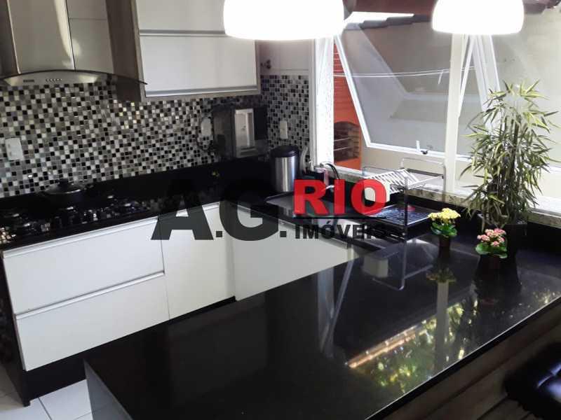 9 - Casa em Condomínio 3 quartos à venda Rio de Janeiro,RJ - R$ 900.000 - FRCN30031 - 10