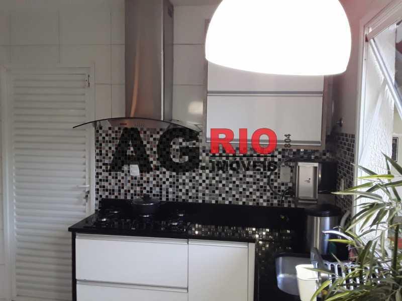 10 - Casa em Condomínio 3 quartos à venda Rio de Janeiro,RJ - R$ 900.000 - FRCN30031 - 11