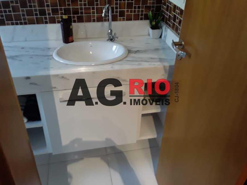 11 - Casa em Condomínio 3 quartos à venda Rio de Janeiro,RJ - R$ 900.000 - FRCN30031 - 12
