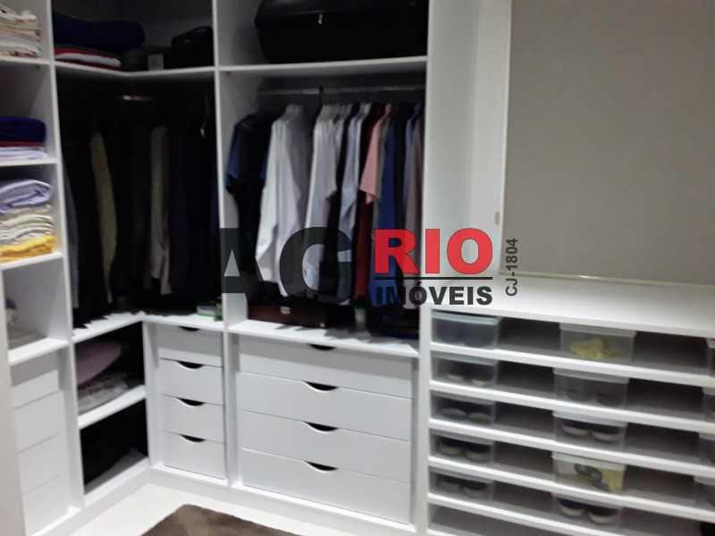 13 - Casa em Condomínio 3 quartos à venda Rio de Janeiro,RJ - R$ 900.000 - FRCN30031 - 14