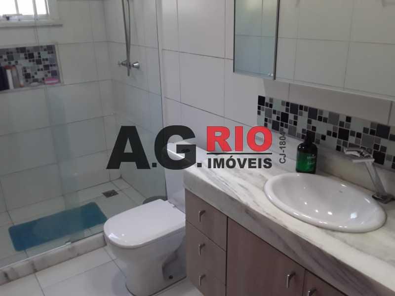 16 - Casa em Condomínio 3 quartos à venda Rio de Janeiro,RJ - R$ 900.000 - FRCN30031 - 17