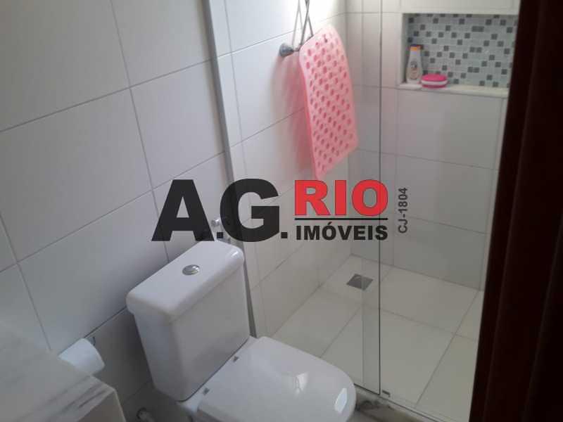 18 - Casa em Condomínio 3 quartos à venda Rio de Janeiro,RJ - R$ 900.000 - FRCN30031 - 19