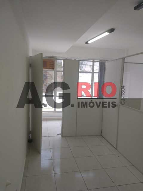1 - Sala Comercial Rio de Janeiro, Pechincha, RJ Para Alugar, 37m² - TQSL00024 - 1