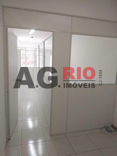 3 - Sala Comercial Rio de Janeiro, Pechincha, RJ Para Alugar, 37m² - TQSL00024 - 4