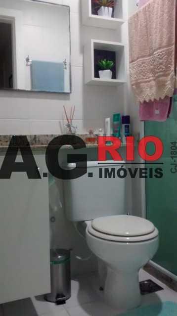 21 - Apartamento 3 quartos à venda Rio de Janeiro,RJ - R$ 380.000 - FRAP30074 - 22