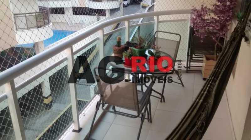 1 - Apartamento 3 quartos à venda Rio de Janeiro,RJ - R$ 380.000 - FRAP30074 - 1