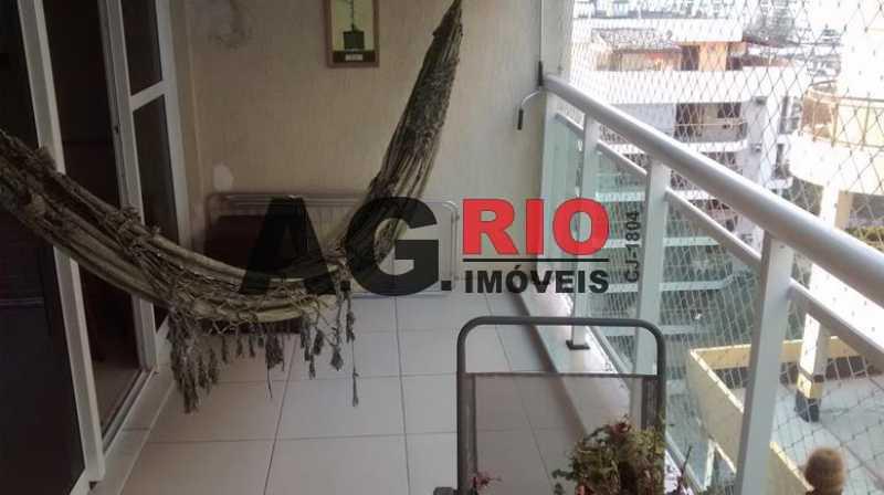 2 - Apartamento 3 quartos à venda Rio de Janeiro,RJ - R$ 380.000 - FRAP30074 - 3