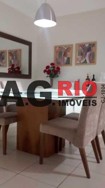 6 - Apartamento 3 quartos à venda Rio de Janeiro,RJ - R$ 380.000 - FRAP30074 - 7